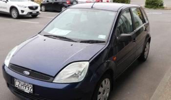 2005 Ford Fiesta 5 door full