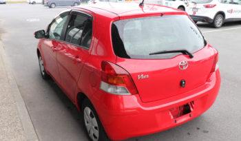 2008 Toyota VITZ full