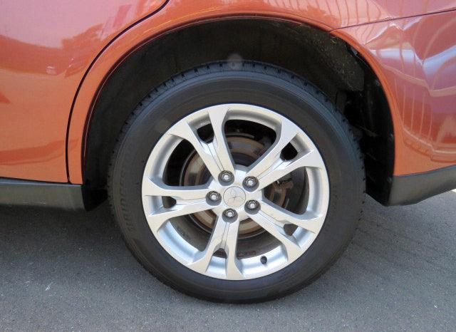 2013 Mitsubishi Outlander VRX full