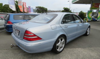 2000Mercedes Benz S 430 full