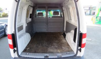 2008 Volkeswagen Caddy Delivery full