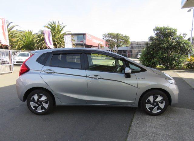2013 Honda Fit Hybrid full