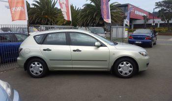 2008 Mazda 3 GLX Sporthatch full