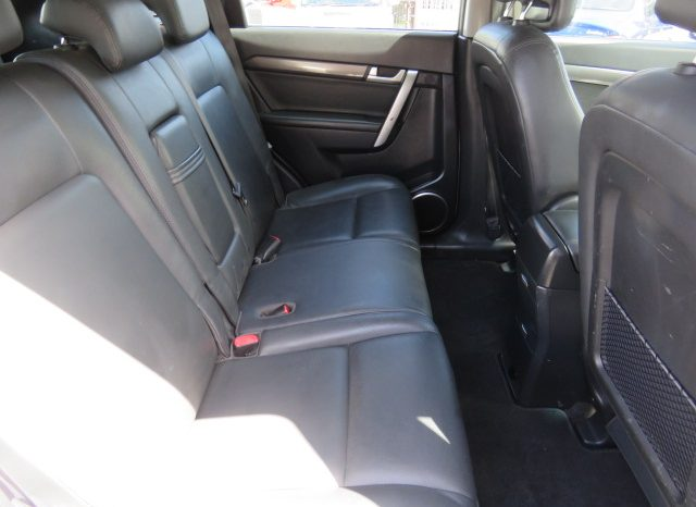 2008 Holden Captiva LX full