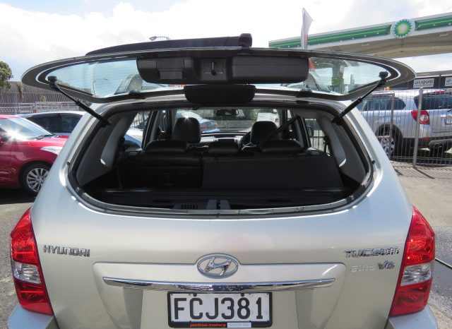 2009 Hyundai Tucson full