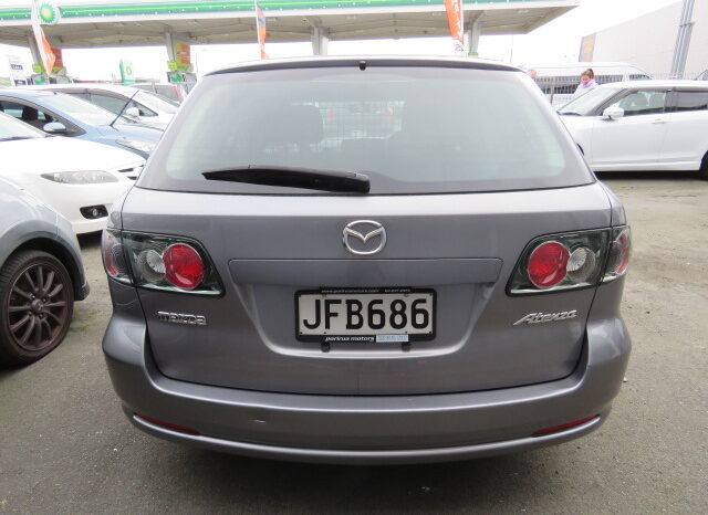 2005 Mazda Atenza full